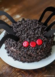 Halloween Chocolate Cake Recipe Best Halloween Treats Lil U0027 Luna