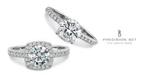 precision set rings precision set engagement rings and wedding bands in englewood co