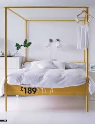Ikea Canopy Bed Frame Ikea Bed Canopy Robinsuites Co