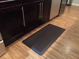 Padded Kitchen Mat Amazon Com Novaform Anti Fatigue Comfort Mat Dark Brown Home