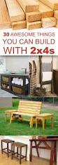 awesome things you can build with 2x4s