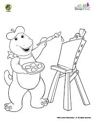 birthday boy coloring pages 114 best barney coloring pages images on pinterest coloring