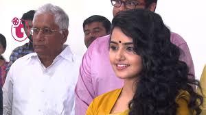 hero ram new movie opeining ram anupama parameshwaran