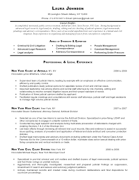 Sample Resumes For Lawyers by Sample Resume