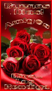 imagenes de feliz inicio de semana con rosas 10 imágenes con movimiento buenos días