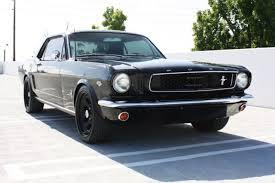 1964 Black Mustang 1966 Mustang V8 347 Stroker T 5 Disc Brks 400 Hp Pony 1964 65 67