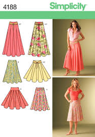 pattern for simple long skirt spinny skirts so girly i love that i d only need some simple