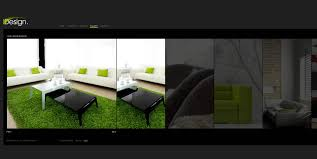 website template 45968 idesign interior furniture custom website