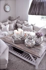 Decorative Coffee Tables Living Room Table Decor Interior Lighting Design Ideas