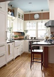Small Spaces Kitchen Ideas Smart Storage Ideas For Small Kitchens Traditional Home