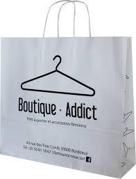 sac en toile personnalisable le sac personnalisable réalisé pour la boutique addict à bordeaux
