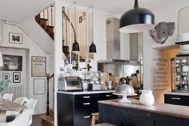 cuisines ouvertes sur salon cuisine ouverte sur le salon aménager sa cuisine avec un îlot ou