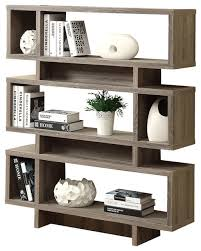 modern style bookcase contemporary bookcases by monarch