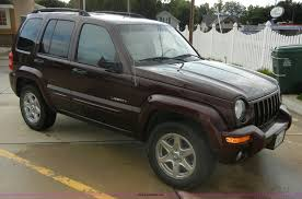 jeep liberty limited lifted 2004 jeep liberty limited suv item d9643 sold august 24