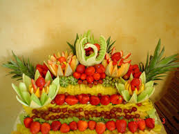 for weddings fruit decorations for weddings 13514