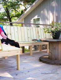 Bench For Working Out Backyard Bench Home Outdoor Decoration