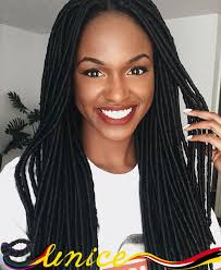 faux dreads with marley hair new fashion 2pcs 20inches faux locs crochet braids marley hair