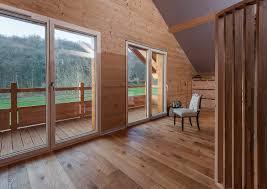 Maison En Bois Interieur Interieur Maison En Bois Intrieur Maison Bois Panart With