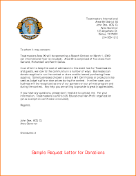 Donation Letter Sample For Non Profit Organization 8 Letter Asking For Donations Memo Templates