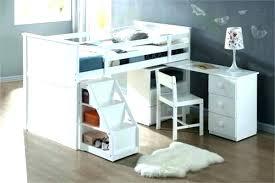 lit superposé avec bureau pas cher lit en hauteur avec bureau lit mezzanine bureau lit bureau lit