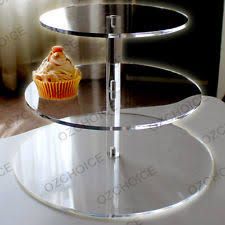 3 tier wedding cake stand 3 tier wedding cake stands ebay