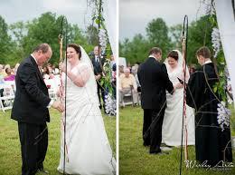 three cords wedding ceremony susan craig s wedding worley arts photography