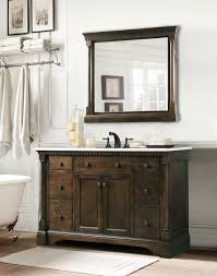 Traditional Bathroom Vanity by Claudia Golden Elite 48