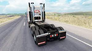 kenworth k100 k100 v2 0 for american truck simulator