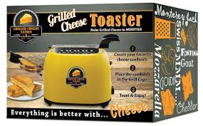 How To Make Grilled Cheese In Toaster Grilled Cheese Toaster Cheese Nation U2013 Smartplanet
