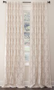 Terracotta Curtains Ready Made by Emdee International