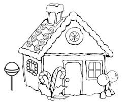 printable gingerbread house colouring page gingerbread house color page interconnect site