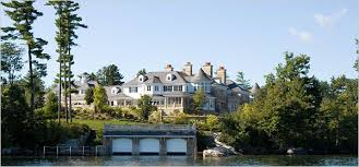 Lake Winnipesaukee Real Estate U0026 by A Golden Pond Winnipesaukee U0027s New Mansions The New York Times