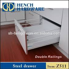telescopic channel kitchen cabinet metal drawers buy kitchen