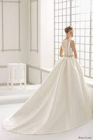 clean wedding dress rosa clara 2016 wedding dresses preview rosa clara gown