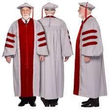 graduation robe mit phd graduation gown