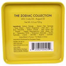 Parfum De Provence European Soaps Llc Pre De Provence The Zodiac Collection Leo