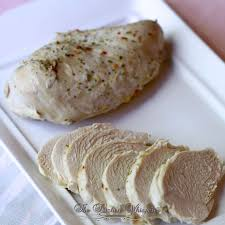 How Long Can Cooked Chicken Sit At Room Temperature - pressure cooker perfectly poached chicken