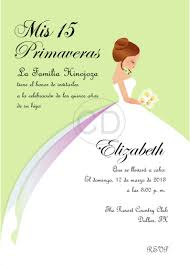 quinceanera invitation wording diy princess sweet 16 quinceanera invitation