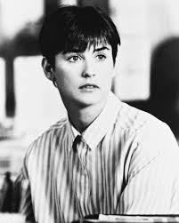 demi moore haircut in ghost the movie the 25 best demi moore short hair ideas on pinterest bowl cut