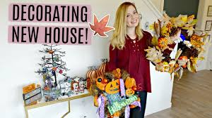decorating my home for fall youtube