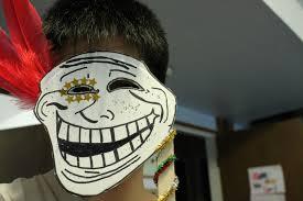 Troll Meme Mask - masquerade troll mask jawsjawseverywhere