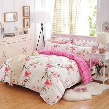 Home Bedding Sets British Style Brand Logo Yellow Plaid Stripes Bedding Set Famous