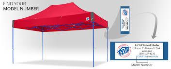 ez up gazebo e z up instant shelters parts