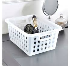 Bathroom Baskets For Storage Bathroom Storage Baskets The Holding Company