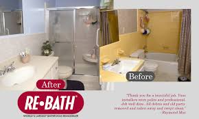 Pictures Of Small Bathrooms With Tub And Shower - bathtub to shower conversion pacific coast re bath bath remodel