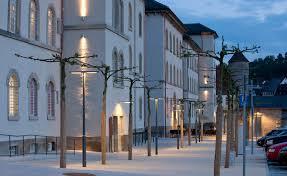garden lamppost urban contemporary aluminum tabulare a