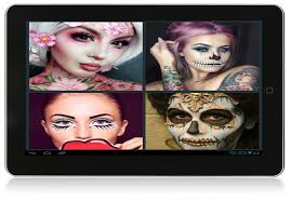 Halloween Wedding Makeup Halloween Makeup Ideas Android Apps On Google Play