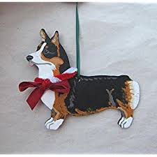 great gifts for corgi ornaments