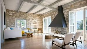 rustic home interior design new contemporary rustic interior in croatia decoholic