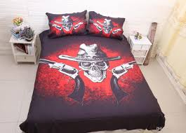 3d bedding set pirate captain pattern twin queen king size home